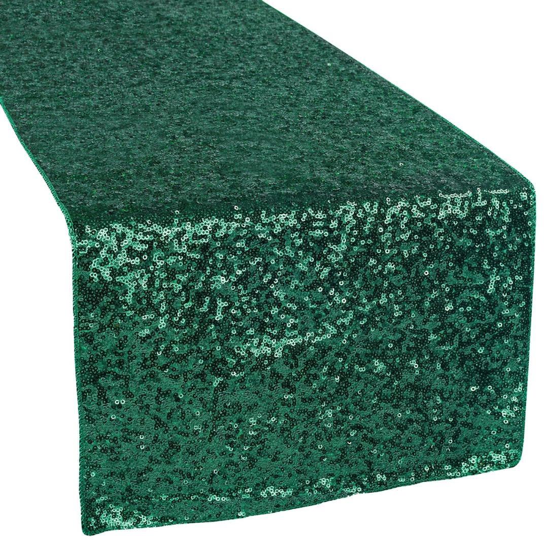 Emerald Green Sequin