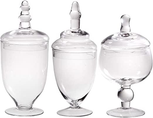 Candy Jar Glassware