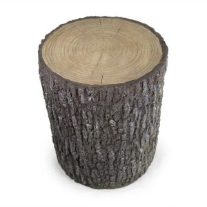 fake wood stumps
