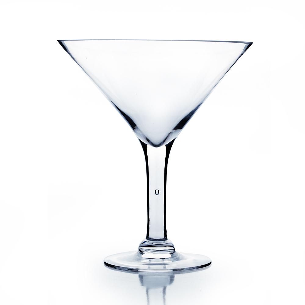 short martini vase